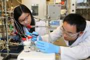 A new catalyst boosts artificial photosynthesis