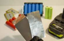 New inexpensive anode materials can double the charge capacity of lithium-ion battery anodes