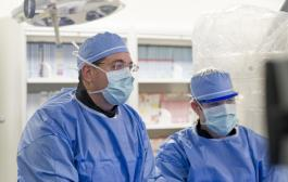 A new visor device can detect stroke requiring comprehensive care within seconds and with greater than 90 percent accuracy