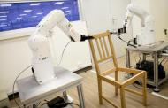 First robot that can assemble an IKEA chair without interruption