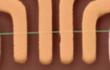 1D materials one nanometer by one nanometer can conduct a current density 50 times greater than conventional copper interconnect technology