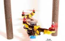 A world's first: A robot that can morph in flight