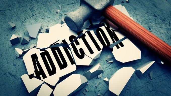 Can drug addiction be combated by a new therapeutic?