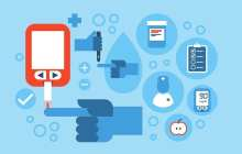Managing diabetes with AI and radar technologies