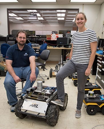 Teaching robots to be more reliable teammates for soldiers