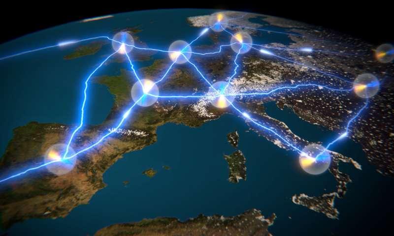 A roadmap for quantum internet development