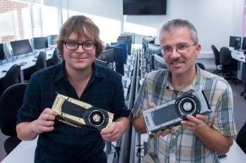 Off-the-shelf computer hardware beats a top 50 supercomputer running brain simulations