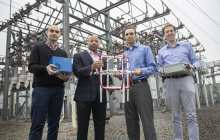 Side channel signals and bolts of lightning from distant storms could one day help prevent hackers from sabotaging electric power substations
