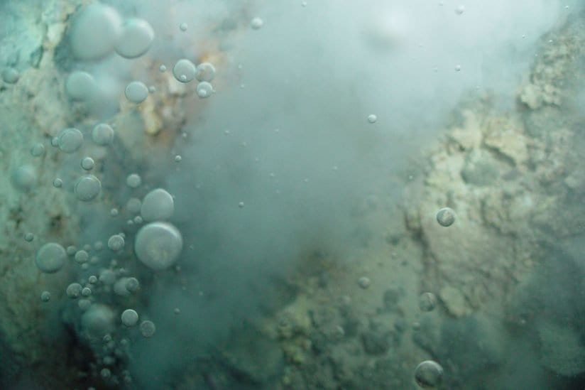 Undersea carbon reservoirs are a major climate change wildcard