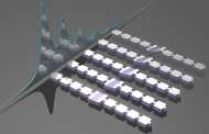 The basis of a new type of quantum computer using sound rather than light