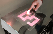 Tactile technology breakthrough gives displays the ability to give sticky feedback