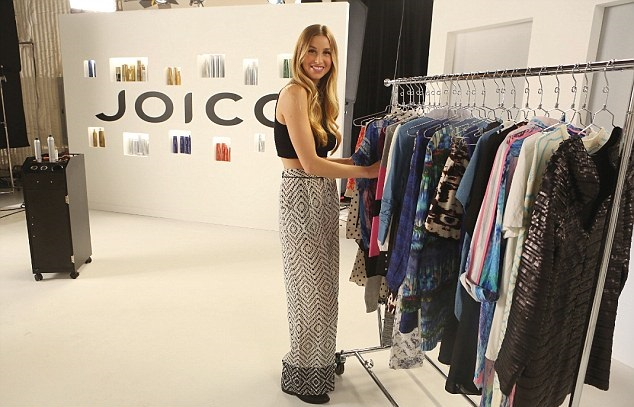 Whitney Port for Joico 2