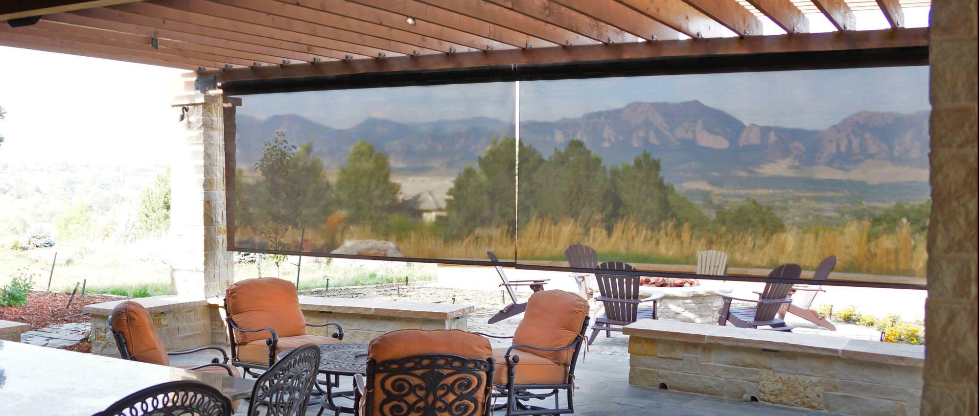 insolroll oasis 2600 patio sun shades
