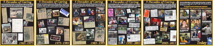 images from our 5 Decades