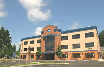 Innovative Services NW building located in Vancouver, WA, near the mall