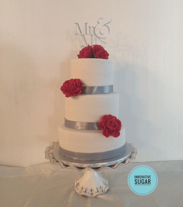 Wedding Cakes By Innovative Sugar Innovative Sugar