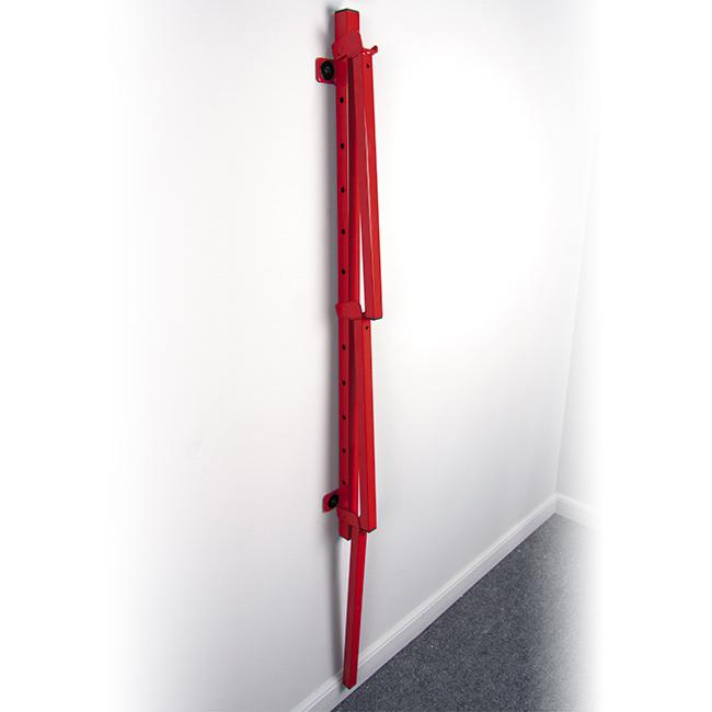 innovative wall bumper storage rack