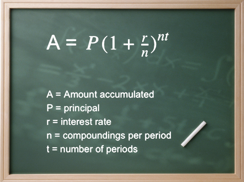 Compound Interest - The Most Powerful Force in the Universe... Maybe