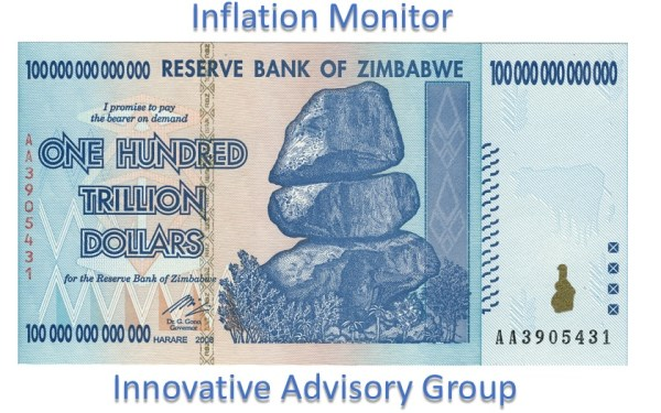 inflation monitor - april 2016