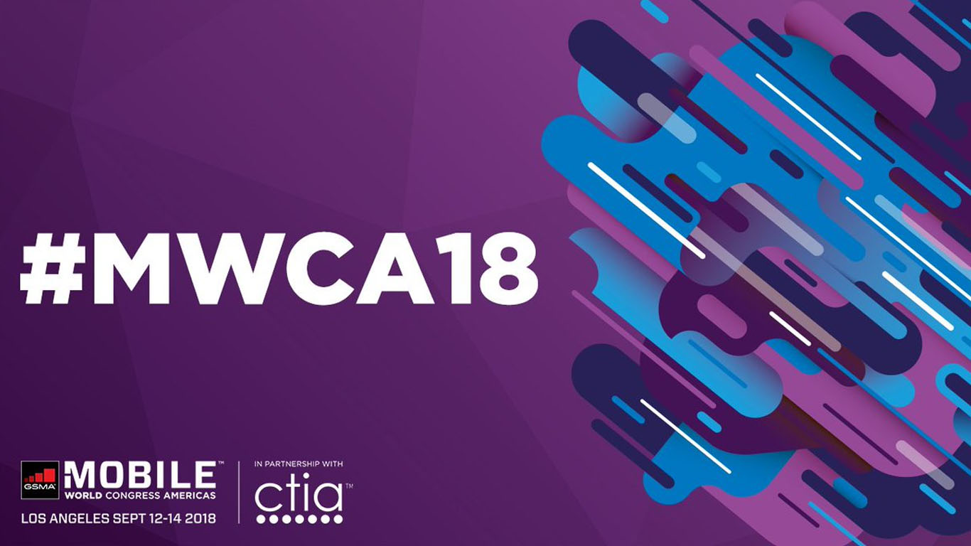 Poster for MWCA18, Los Angeles