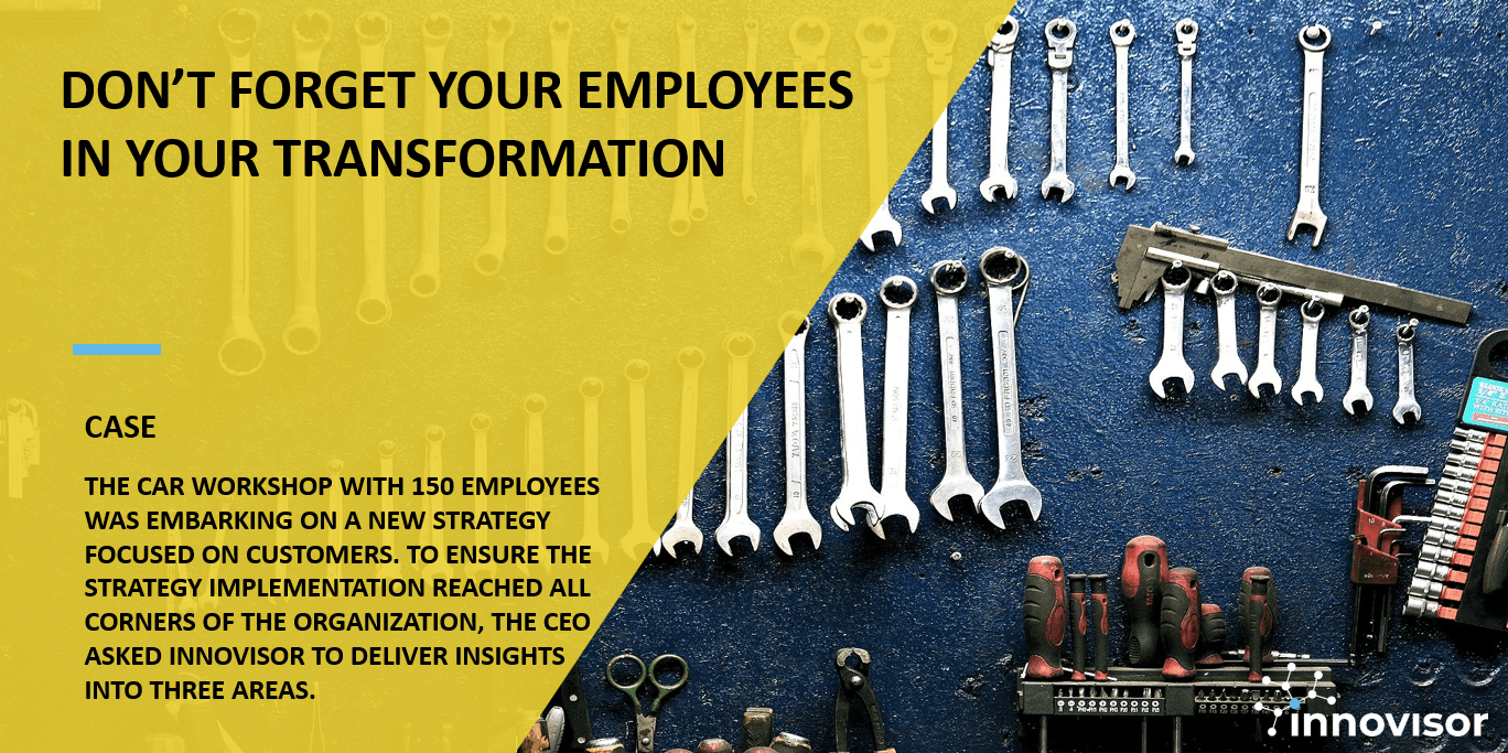 Don't Forget Your Employees In Your Transformation