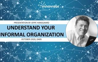 DABS Understand your informal organization