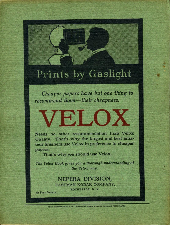 Velox Photo Paper