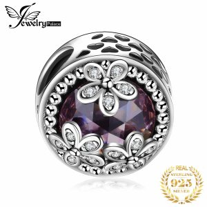 JewelryPalace Authentic 925 Sterling Silver Beads Charms Silver 925 Original For Bracelet Silver 925 original For Innrech Market.com
