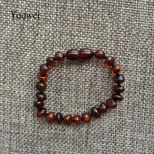 Yoowei Baby Teething Amber Bracelet for Boys Girl Best Women Ladies Gift Natural Baltic Amber Jewelry 1 Yoowei Baby Teething Amber Bracelet for Boys Girl Best Women Ladies Gift Natural Baltic Amber Jewelry Adult Anklet Sizes 13-23cm