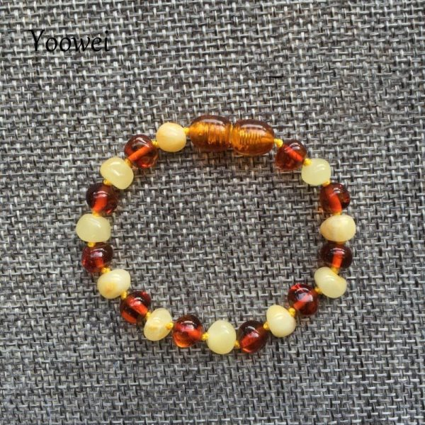 Yoowei Baby Teething Amber Bracelet for Boys Girl Best Women Ladies Gift Natural Baltic Amber Jewelry 3 Yoowei Baby Teething Amber Bracelet for Boys Girl Best Women Ladies Gift Natural Baltic Amber Jewelry Adult Anklet Sizes 13-23cm