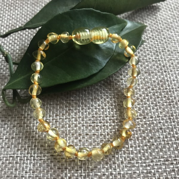 Yoowei Natural Amber Bracelet Anklet for Gift Women Amber Bracelet Baltic 4mm Small Beads Baby Teething 4 Yoowei Natural Amber Bracelet/Anklet for Gift Women Amber Bracelet Baltic 4mm Small Beads Baby Teething Custom Jewelry Wholesale