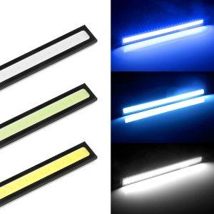 1 Pcs 17cm Waterproof Daytime Running Light COB DRL LED Car Lamp External Lights Auto Universal Innrech Market.com