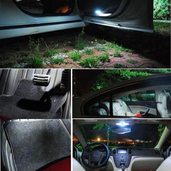 10Pcs Auto T10 Led Cold White 194 W5W LED 168 COB Silica Car Super Bright Turn 5 10Pcs Auto T10 Led Cold White 194 W5W LED 168 COB Silica Car Super Bright Turn Side License Plate Light Lamp Bulb DC 12V