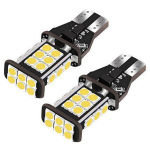 2PCS T15 W16W 921 912 Super Bright 1200Lm 3030 SMD LED CANBUS NO OBC ERROR Car Innrech Market.com