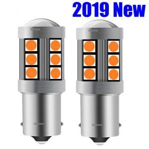 2pcs NEW 1156 P21W 7506 BA15S R5W R10W 3030 LED Auto Brake Light Car DRL Driving Innrech Market.com