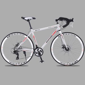 700c aluminum alloy road bike 21 27and30speed road bicycle Two disc sand road bike Ultra light Innrech Market.com