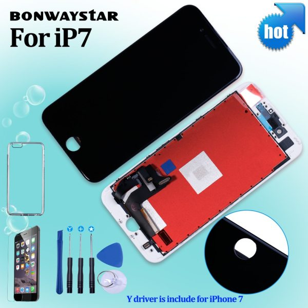 AAA LCD Display For iPhone 6 7 touch Screen replacement Digitizer Assembly for iPhone 5S SE 3 AAA+++ LCD Display For iPhone 6 7 touch Screen replacement Digitizer Assembly for iPhone 5S SE 6S LCD Screen No Dead Pixel