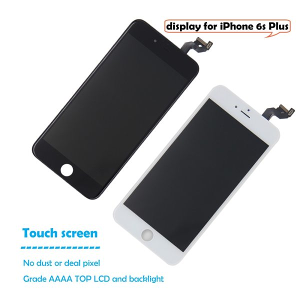 AAAA Grade For iPhone 6 6S 6Plus 6S Plus LCD With Perfect 3D Touch Screen Digitizer 3 AAAA Grade For iPhone 6 6S 6Plus 6S Plus LCD With Perfect 3D Touch Screen Digitizer Assembly For iPhone 6S Display Pantalla 6G