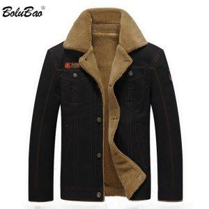 BOLUBAO Men Jacket Winter Military Bomber Jackets Jaqueta Masculina Coat Mens Black Bomber Jacket Male 1 Innrech Market.com