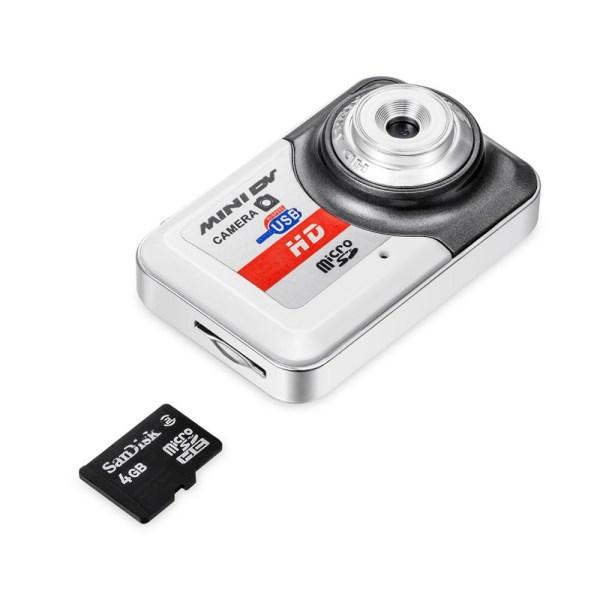 HD Ultra Portable 1280 1024 Mini Camera X6 Video Recorder Digital Small Cam 1 HD Ultra Portable 1280*1024 Mini Camera X6 Video Recorder Digital Small Cam