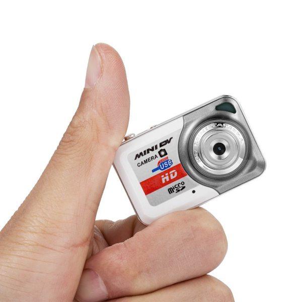 HD Ultra Portable 1280 1024 Mini Camera X6 Video Recorder Digital Small Cam 2 HD Ultra Portable 1280*1024 Mini Camera X6 Video Recorder Digital Small Cam