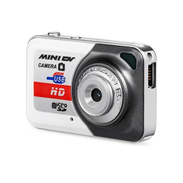 HD Ultra Portable 1280 1024 Mini Camera X6 Video Recorder Digital Small Cam 3 HD Ultra Portable 1280*1024 Mini Camera X6 Video Recorder Digital Small Cam