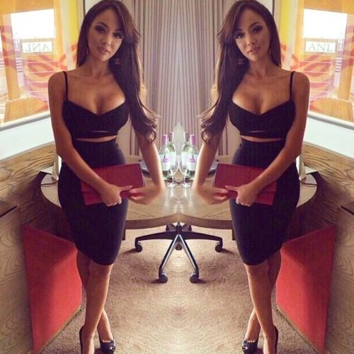 Hot Sexy Women Summer Slim Bodycon Hollow Out Skinny Sleeveless Evening Party Club Solid Strappy V 3 Hot Sexy Women Summer Slim Bodycon Hollow Out Skinny Sleeveless Evening Party Club Solid Strappy V-Neck Short Mini Dress