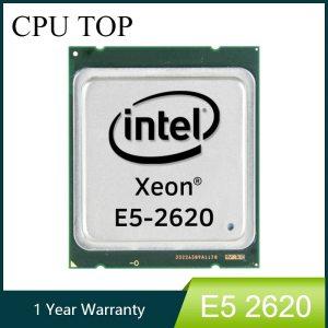 Intel Xeon E5 2620 E5 2620 SR0KW 2 0GHz 6 Core 15M LGA 2011 CPU processor Innrech Market.com
