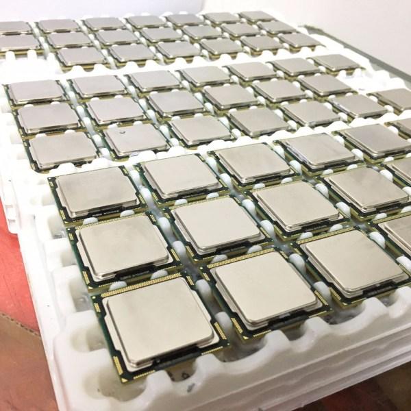 Intel Xeon Processor X3440 Quad Core 8M Cache 2 53 GHz LGA1156 CPU 100 working properly 2 Intel Xeon Processor X3440 Quad-Core (8M Cache, 2.53 GHz)) LGA1156 CPU 100% working properly Desktop Processor