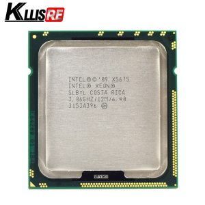 Intel Xeon X5675 3 06GHz 12M Cache Hex 6 SIX Core Processor LGA1366 SLBYL QTY 1 Innrech Market.com
