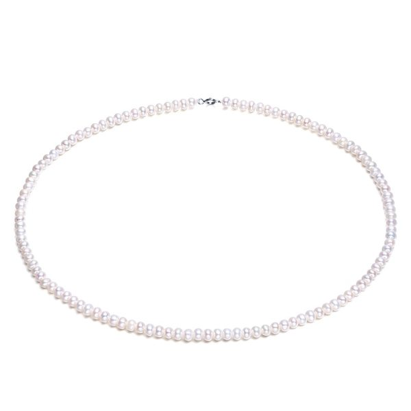 JYX Pearl Necklace Natural Freshwater Cultured Choker Necklace for Girl Real Pearl Party Necklace 4 10mm 3 JYX  Pearl Necklace Natural Freshwater Cultured Choker Necklace for Girl Real Pearl  Party Necklace (4-10mm) 328sale necklace