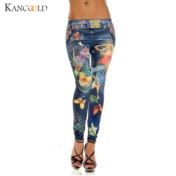 KANCOOLD jeans Sexy Womens Skinny Blue Jean Denim Stretchy Jeggings Pants fashion Snowflake jeans woman 2018Oct23 KANCOOLD jeans Sexy Womens Skinny Blue Jean Denim Stretchy Jeggings Pants fashion Snowflake jeans woman 2018Oct23