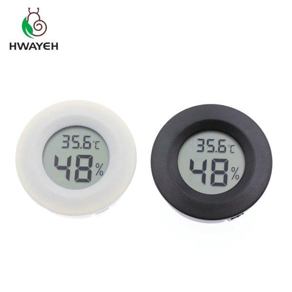 Mini Digital LCD Indoor Convenient Temperature Sensor Humidity Meter Thermometer Hygrometer Gauge 2 Mini Digital LCD Indoor Convenient Temperature Sensor Humidity Meter Thermometer Hygrometer Gauge
