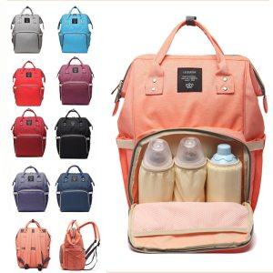 Mummy Maternity Nappy Bag Stroller bolsa Large Capacity Baby Travel Backpack Mommy Nursing Bag Baby Care Innrech Market.com